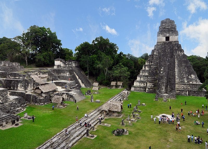Guatemala'ya Gideceklere Tavsiyeler
