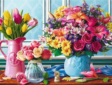 Çiçekleriniz Profesyonel Ekibimizle Hazırlanıyor