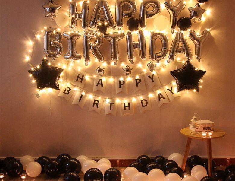 Hayaller Dükkanı Doğum Günü Balonları